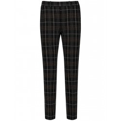 7/8 pants with check pattern by Gerry Weber Casual
