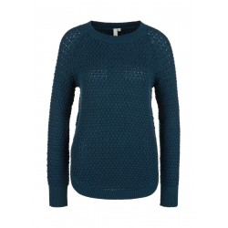 Pullover aus Strukturstrick by Q/S designed by
