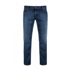 Jeans aus Baumwoll-Stretch by Alberto Jeans