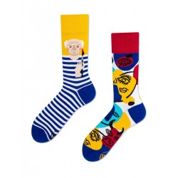 Chaussettes PICASSOCKS by Many Mornings