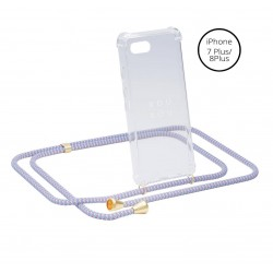 Coque collier iPhone7Plus/8Plus by Xou Xou