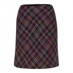 Patterned skirt by More & More