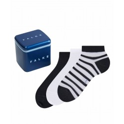Sneakersocken Happy Box 3-Pack by Falke