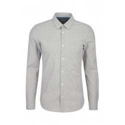 Slim : chemise à rayures by s.Oliver Red Label