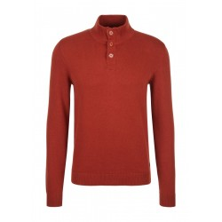 Sweater with stand-up collar by s.Oliver Red Label