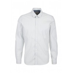 Régulier : Chemise à fines rayures by s.Oliver Red Label
