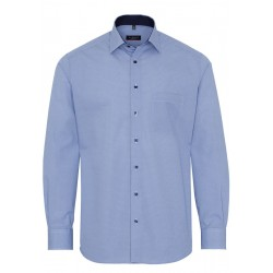 Modern fit : chemise à manches longues by Eterna