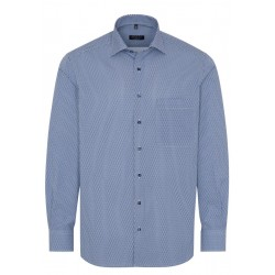 Coupe confort : chemise à manches longues by Eterna