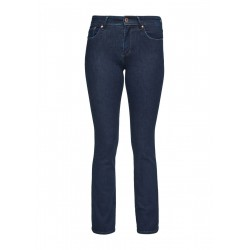 Slim Fit: Jeans mit Bootcut leg by s.Oliver Red Label