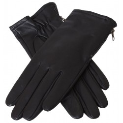 Leather gloves by mbyM