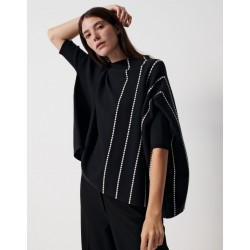 Pull oversize Tjelvo stripe by someday