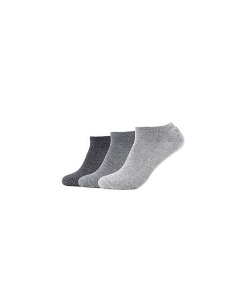 Unisex 3 pack sneaker socks by s.Oliver Red Label