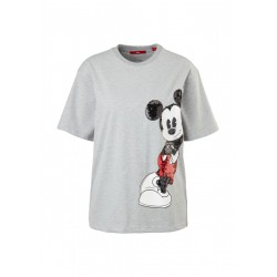 Mickey Mouse loose fit shirt by s.Oliver Red Label