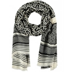 Scarf with pattern mix by Gerry Weber Collection