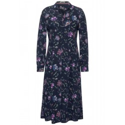 Midi dress with flowers by Cecil