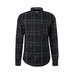 Extra Slim: shirt with checks by Q/S designed by