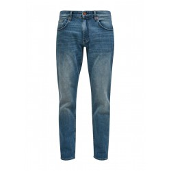 Regular Fit: Straight leg-Jeans by Q/S designed by