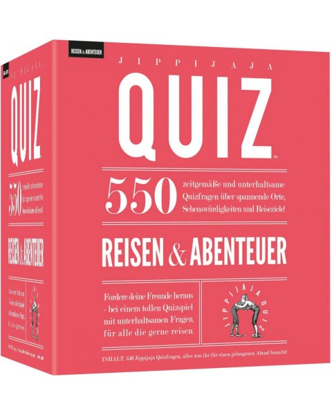 Quiz Travel & Adventure by Hygge Games