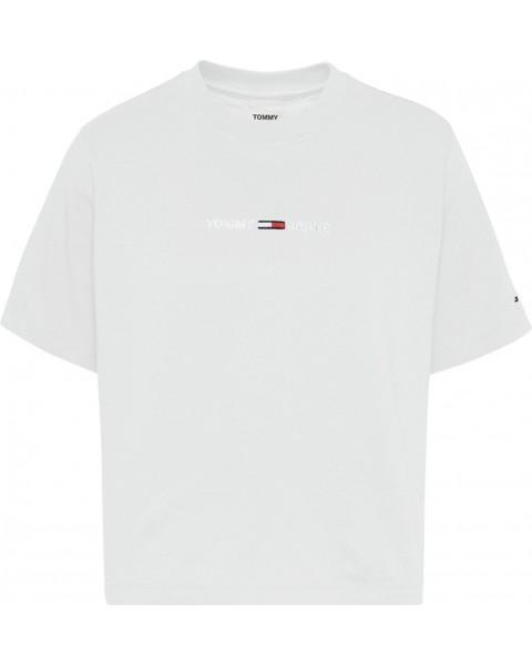 Shirt with logo print by Tommy Jeans