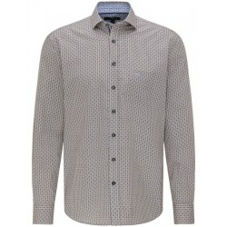 Casual Fit Long Sleeve Shirt by Fynch Hatton