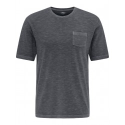 T-shirt with breast pocket by Fynch Hatton