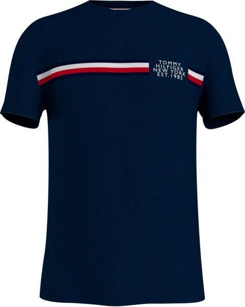 T-shirt with print by Tommy Hilfiger