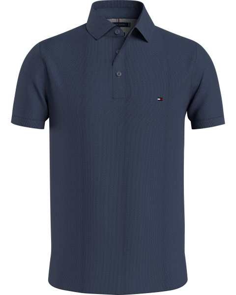 Slim fit: polo shirt by Tommy Hilfiger