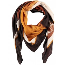Scarf with pattern by Gerry Weber Collection