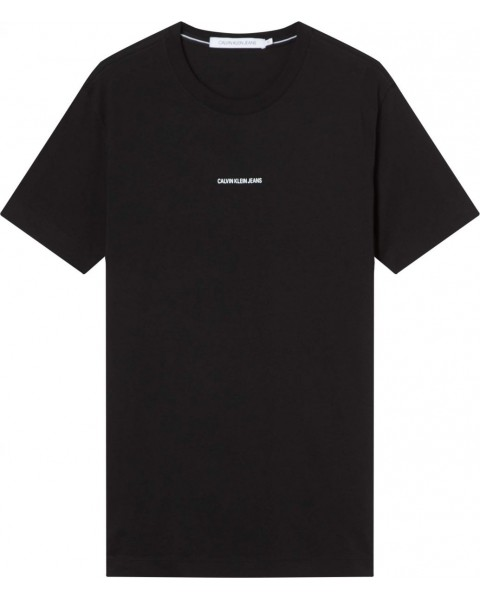 Basic shirt with logo by Calvin Klein