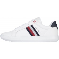 Leather sneakers by Tommy Hilfiger