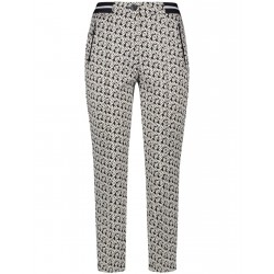 Jersey casual pants by Gerry Weber Collection