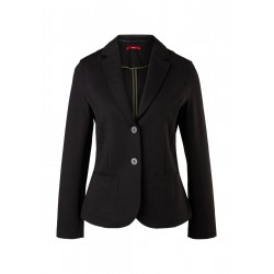 Blazer aus Interlockjersey by s.Oliver Red Label