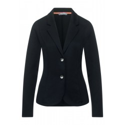 Unifarbener Business Blazer by Street One