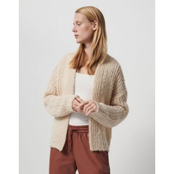 Knitted cardigan Tahiko by someday