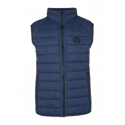 Quilted vest with padding by s.Oliver Red Label