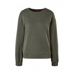 Jumper with round neck by s.Oliver Red Label