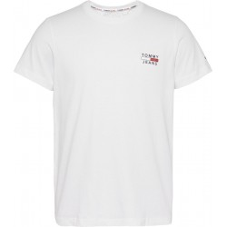 Chest logo T-shirt by Tommy Jeans