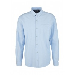 Regular: Hemd aus Chambray by s.Oliver Red Label