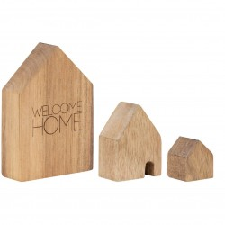 Wooden houses WELCOME HOME by Räder