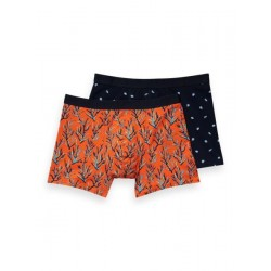 Boxer shorts 2-pack by Scotch & Soda