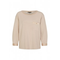 Sweatshirt 3/4 manches by Comma