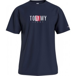 T-Shirt mit Frontprint by Tommy Jeans