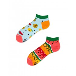 Chaussettes TUTTI FRUTTI LOW by Many Mornings