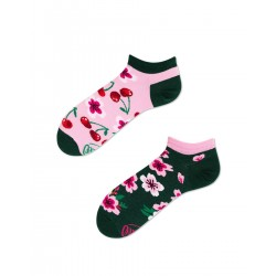Socks CHERRY BLOSSOM LOW by Many Mornings