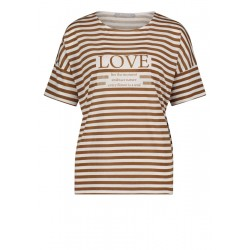 T-shirt à rayures by Betty & Co