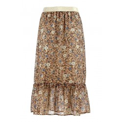 Multicoloured skirt by Signe nature