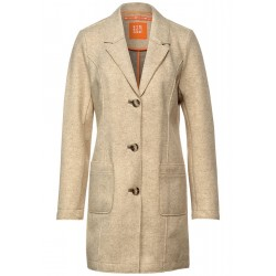 Manteau en aspect de laine by Street One
