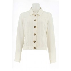 Linen jacket by Signe nature