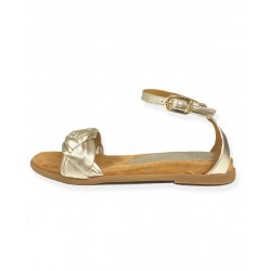 Flat padded sandals by Unisa