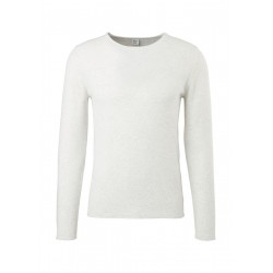 Pullover mit Rollsaumblende by s.Oliver Red Label